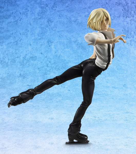 Yuri!!! on ICE G.E.M. Series Yuri Plisetsky with Pyocha Non-scale Figure Non-scale Figure Megahouse