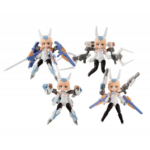 Frame Arms Girl: Desktop Army Kt-240F Baselard Action Megahouse