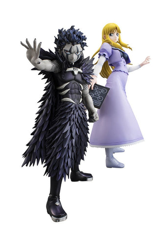 GEM Series Zatch Bell! Brago & Sherry Belmont Non-scale Figure Megahouse