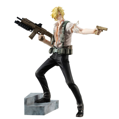 Banana Fish: G.E.M. Series Ash Lynx Non-Scale Figure Non-Scale Figure Megahouse