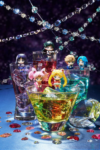 Sailor Moon: Ochatomo Cosmic Heart Café Set