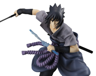 G.E.M Series Naruto Sasuke Uchiha Shinobi World War Ver. Non-Scale Figure