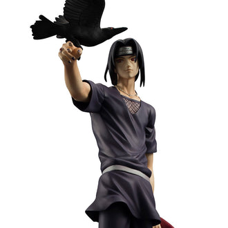 G.E.M Series Naruto Itachi Uchiha (re-run) Non-Scale Figure Pre-order Megahouse