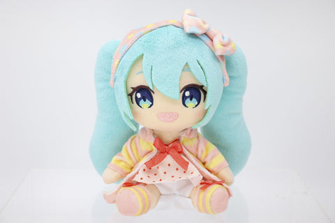 Hatsune Miku: Girly Style Casual Wear Hatsune Miku Plush Plush Taito