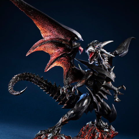 Yu-Gi-Oh!: Art Works Monsters Red-Eyes Black Dragon Non-Scale Figure Pre-order Megahouse