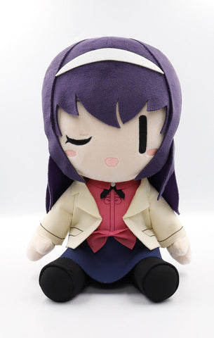 Saekano-How to Raise a Boring Girlfriend: Kasumigaoka Utaha Big Plush Pre-order Taito
