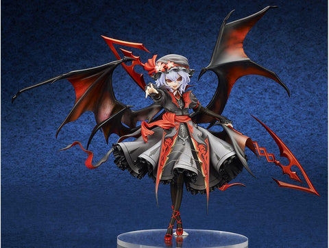 Touhou Project: Remilia Scarlet Legend of Komajo Ver. Extra Color 1/8 Scale Figure Pre-order Ques Q