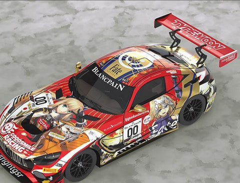 1/18th Scale Goodsmile Racing & Type-Moon Racing 2019 Spa 24H Ver. Pre-order Good Smile Company