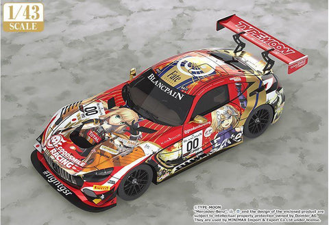 1/43rd Scale Goodsmile Racing & Type-Moon Racing 2019 Spa 24H Ver. Pre-order Good Smile Company