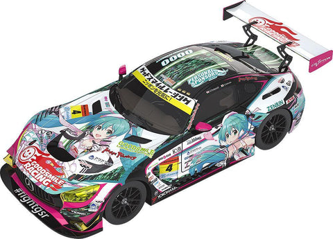 Hatsune Miku GT Project: 1/64 Scale Good Smile Hatsune Miku AMG 2019 Super GT Ver. Pre-order Good Smile Racing