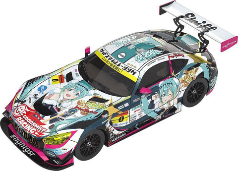 1/64 Scale Good Smile Hatsune Miku AMG 2018 SUPER GT Ver. Pre-order Good Smile Racing