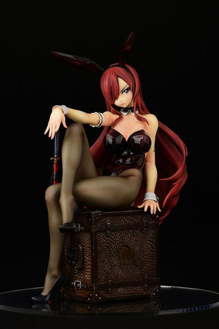 Fairy Tail: Erza Scarlet Bunny Girl Style 1/6 Scale Figure Pre-order Orca Toys