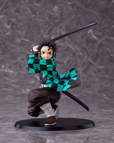 Demon Slayer Kimetsu no Yaiba: Tanjiro Kamado 1/8 Scale Figure [Standard Version] 1/8 Scale Figure Pre-order Aniplex