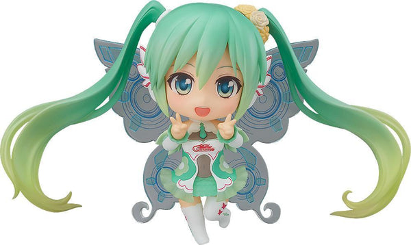 GSR Personal Sponsorship 2017 Nendoroid Course (8,000JPY Level): RACING MIKU 2017 ver. Nendoroid Good Smile Company