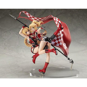 Fate/Apocrypha Jeanne d'Arc & Mordred TYPE-MOON Racing ver. 1/7 Scale Figure Pre-order Plus One