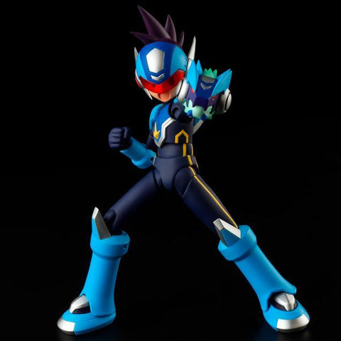 Mega Man Starforce: 4inch-nel Mega Man Non-scale Figure Sentinel