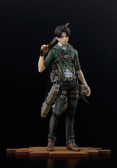 Attack On Titan: Levi -Ver. 2A- Brave Act 1/8 Scale Statue