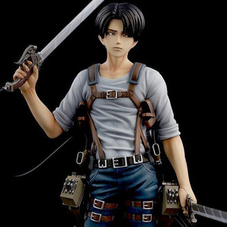 Attack On Titan: Levi -Ver. 2B- Brave Act 1/8 Scale Statue