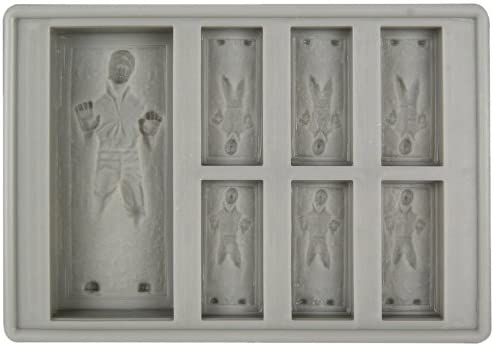 Star Wars: Han Solo In Carbonite Silicon Tray Goods Kotobukiya