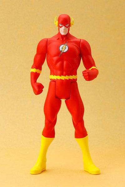 DC Comics: The Flash Classic Costume ARTFX+ Statue 1/10 Scale Figure Kotobukiya