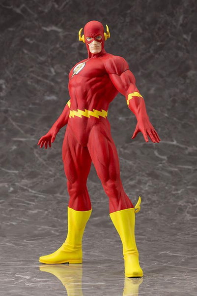 DC Comics: The Flash ARTFX Statue 1/6 Scale Figure Kotobukiya