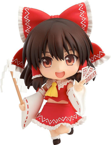 Nendoroid Reimu Hakurei 2.0 (re-run): Touhou Project Pre-order Good Smile Company