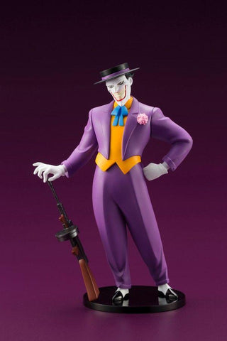 Batman: The Animated Series: The Joker ARTFX+ Statue 1/10 Scale Figure Kotobukiya