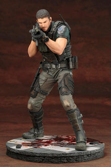 Resident Evil: Chris Redfield ARTFX Statue 1/6 Scale Figure Kotobukiya