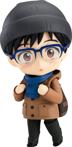 "Nendoroid Yuri Katsuki: Casual Ver. ""YURI!!! on ICE"" Nendoroid Orange Rouge"