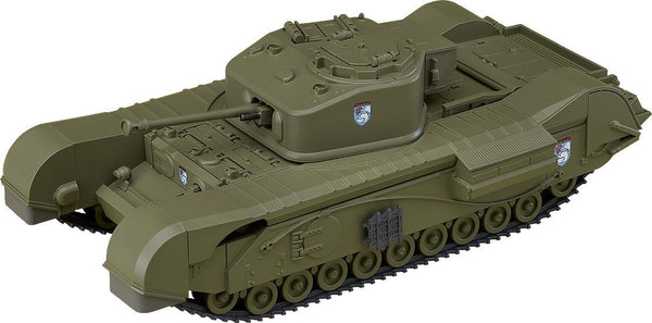Nendoroid More Churchill Mk. VII: GIRLS und PANZER das Finale Nendoroid Good Smile Company
