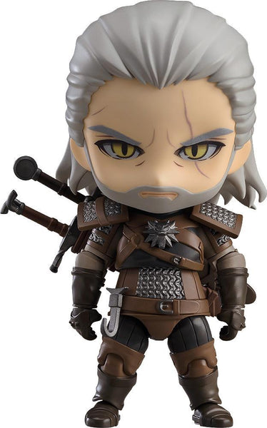 "Nendoroid Geralt: ""The Witcher 3: Wild Hunt"" Nendoroid Good Smile Company"