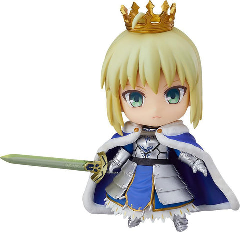 "Nendoroid Saber/Altria Pendragon: True Name Revealed Ver. ""Fate/Grand Order"" Nendoroid Good Smile Company"