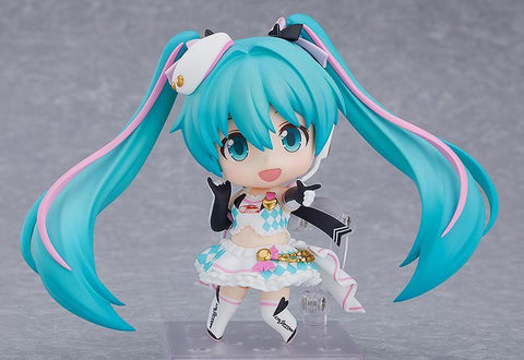 Nendoroid Racing Miku 2019 Ver.: Hatsune Miku GT Project Nendoroid Good Smile Racing