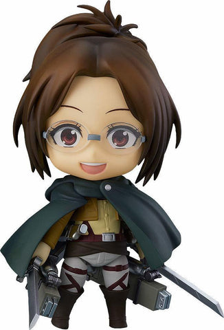 Nendoroid Hange Zoe: Attack on Titan Pre-order Good Smile Company