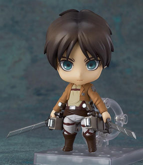 Nendoroid Eren Yeager: Attack on Titan Pre-order Good Smile Company