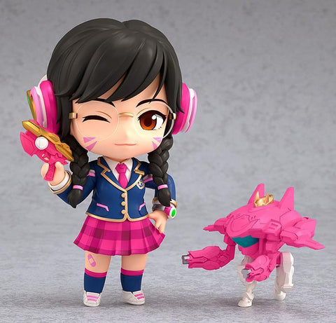 Nendoroid D. Va: Academy Skin Edition: Overwatch Pre-order Good Smile Company