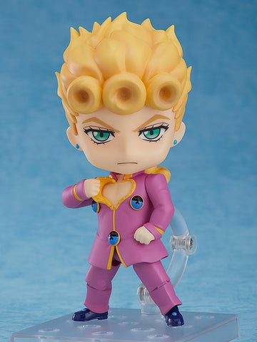 Nendoroid Giorno Giovanna: Jojo's Bizarre Adventure Pre-order Medicos Entertainment Co.