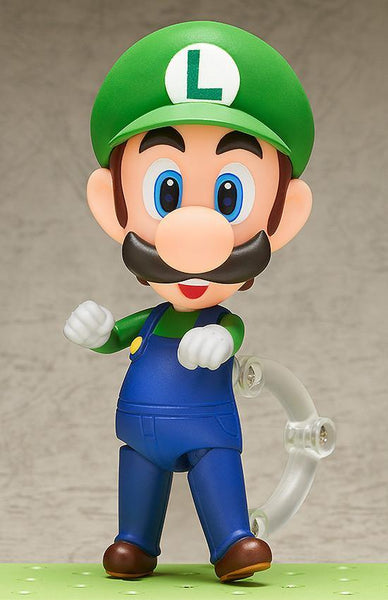 Nendoroid Luigi (re-run): Super Mario Pre-order Good Smile Company