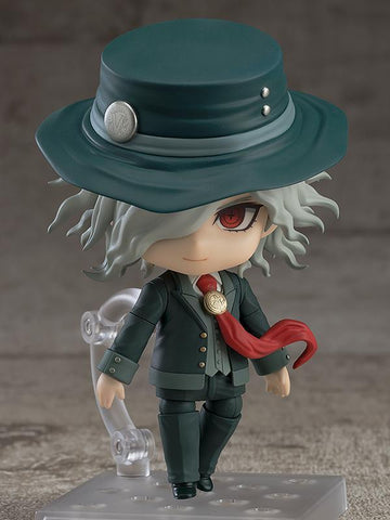 Nendoroid Avenger/King Of The Cavern Edmond Dantes: Fate/Grand Order Pre-order Orange Rouge