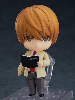 Nendoroid Light Yagami 2.0: Death Note Pre-order Good Smile Company