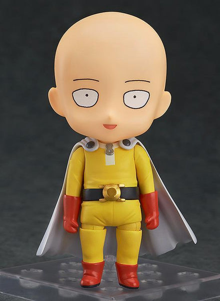 Nendoroid Saitama (Re-Run): One Punch Man Pre-order Good Smile Company