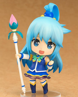 Nendoroid Aqua (3rd-run): Konosuba God's Blessing On This Wonderful World! Pre-order Good Smile Company