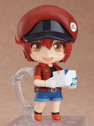 Nendoroid Red Blood Cell: Cells at Work! Pre-order Good Smile Company