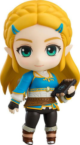 Nendoroid Zelda: Breath of the Wild Ver. -The Legend Of Zelda- Pre-order Good Smile Company