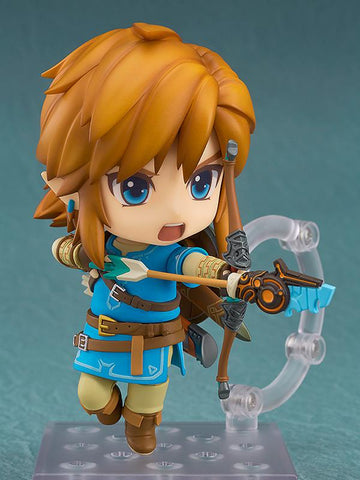 Nendoroid Link: Breath of the Wild Ver. (re-run): The Legend Of Zelda Pre-order Good Smile Company