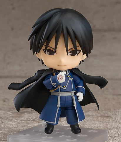 Nendoroid Roy Mustang (re-run): Fullmetal Alchemist Nendoroid Good Smile Company