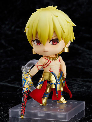 Nendoroid Archer/Gilgamesh: Third Ascension Ver. -Fate/Grand Order- Pre-order Orange Rouge