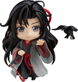 "Nendoroid Wei Wuxian: Yi Ling Lao Zu Ver. ""The Master of Diabolism"" Pre-order Good Smile Arts Shanghai"