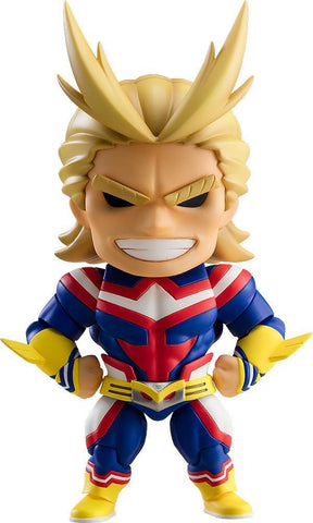 Nendoroid All Might: My Hero Academia Pre-order Takara Tomy