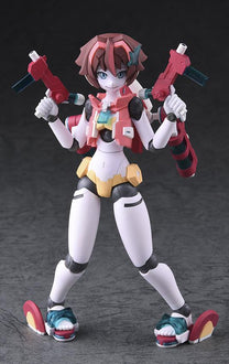Robot Neoanthropinae Polynian: Polynian Rucy Non-Scale Figure Pre-order Daibadi Production